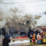 Ilion Carpet Store Fire